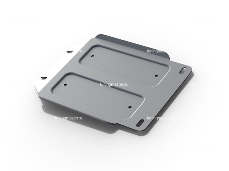 Защита КПП Volkswagen Amarok (алюминиевая)