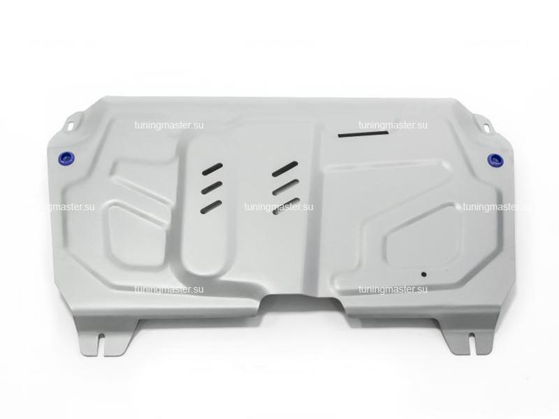 Защита картера и КПП Toyota Venza (алюминиевая) увеличенная