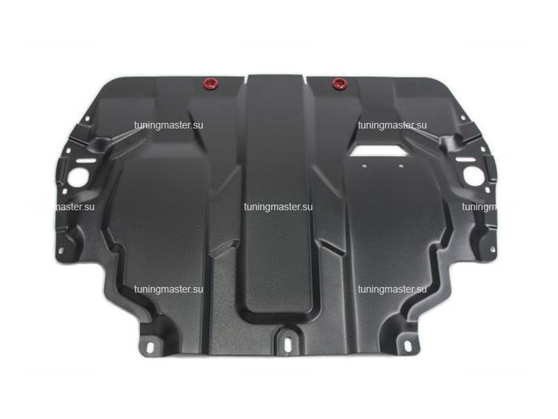 Защита картера и КПП Volkswagen Caddy 3
