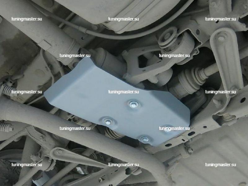 Защита редуктора заднего моста Toyota RAV4 (алюминиевая)