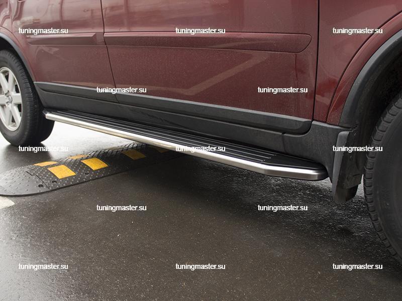 Пороги Volvo XC90 (Premium)