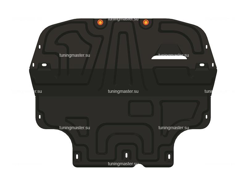 Защита картера и КПП Volkswagen Caddy