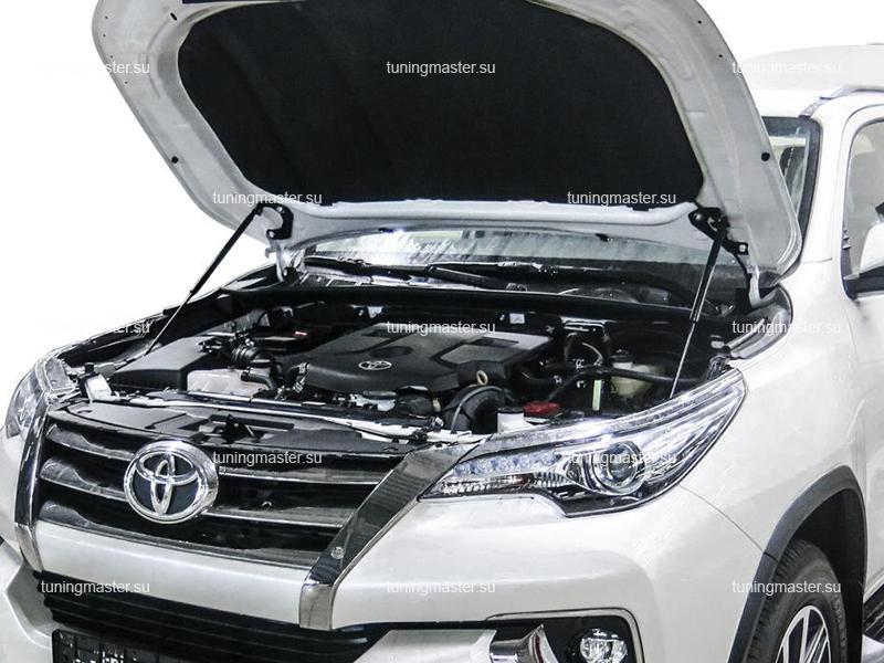 Амортизаторы капота для Toyota Fortuner