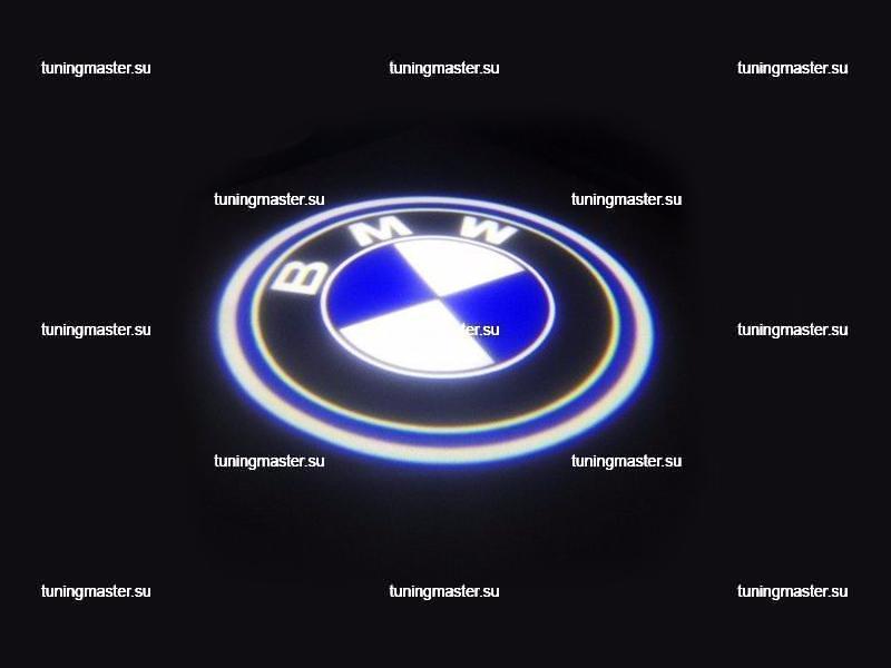 LED проектор дверной логотипа BMW