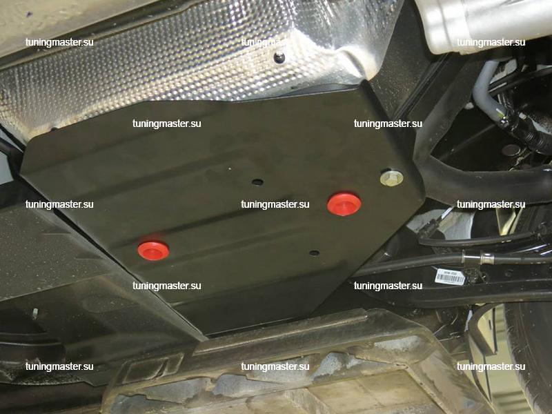 Защита топливного бака Hyundai Creta