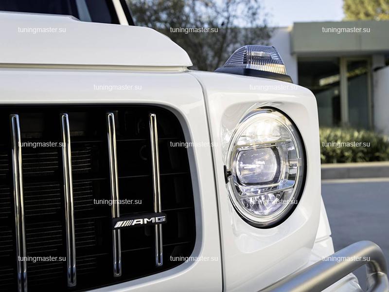 Mercedes-Benz Gelandewagen G 63 AMG