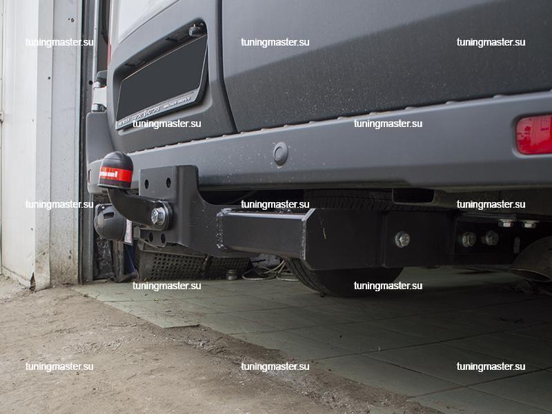 Фаркоп для Ford Transit (без электрики)