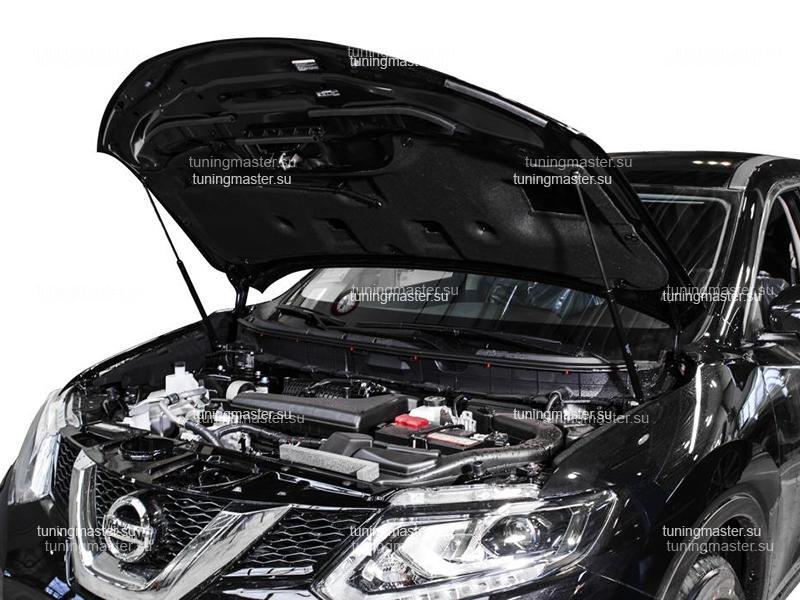 Амортизаторы капота для Nissan X-Trail T32