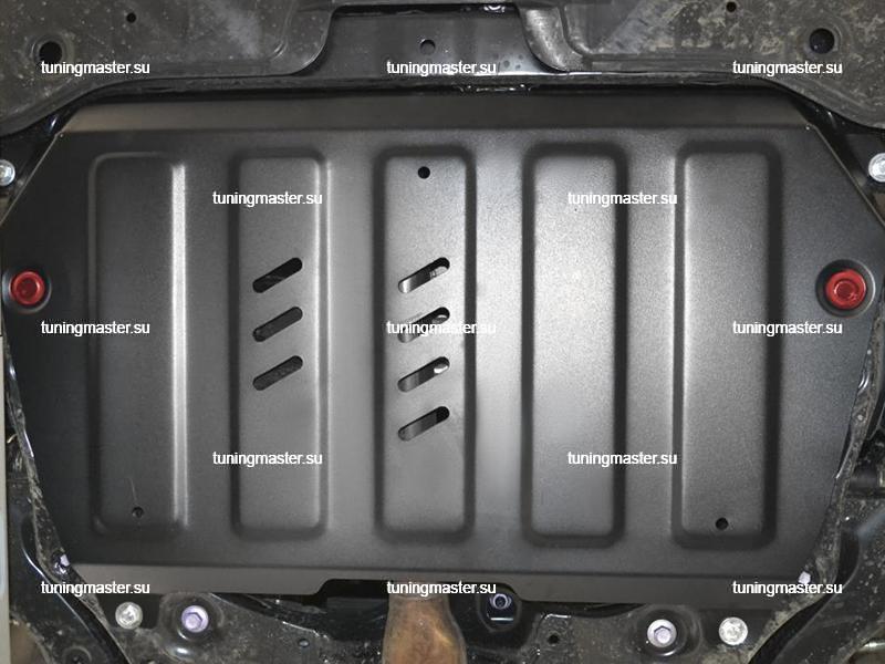 Защита картера и КПП Toyota Camry XV70