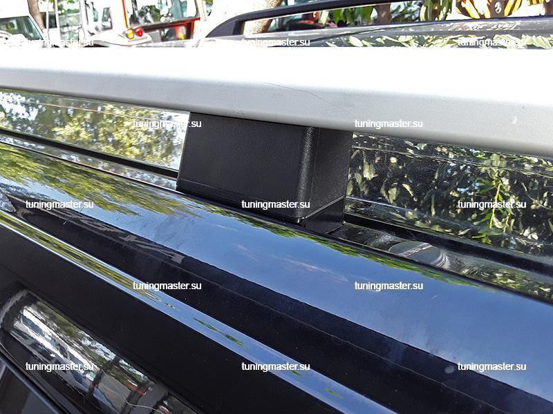 Рейлинги на крышу Mercedes Benz Vito W447 (средняя база)