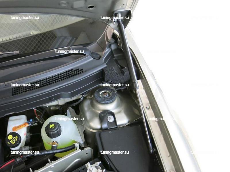 Амортизаторы капота для Nissan Almera