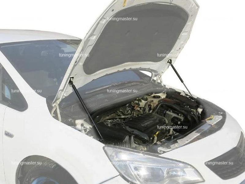 Амортизаторы капота для Opel Astra J