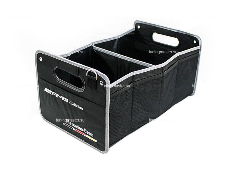 Органайзер в багажник с логотипом AMG