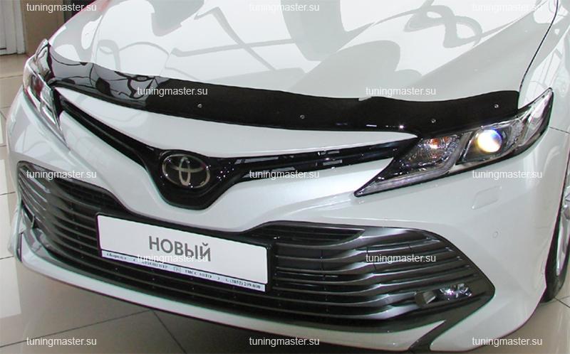 Дефлектор капота Toyota Camry XV70