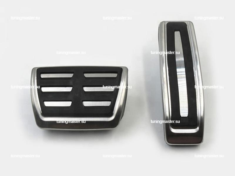 Накладки на педали Volkswagen Touareg