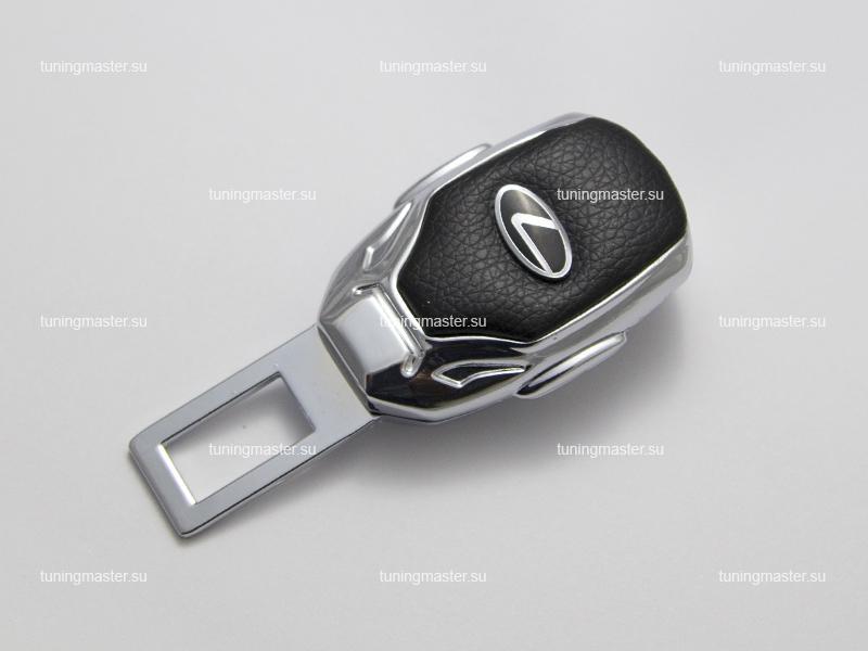 Заглушка ремня безопасности с логотипом Lexus (Premium)