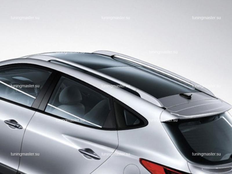 Рейлинги на крышу Hyundai IX 35