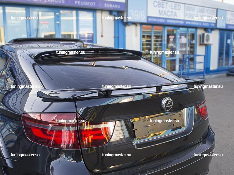 Спойлер на крышку багажника BMW X6 (E71) HAMANN