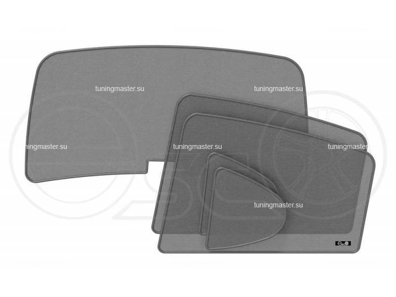 Автомобильные шторки ЭСКО задняя полусфера