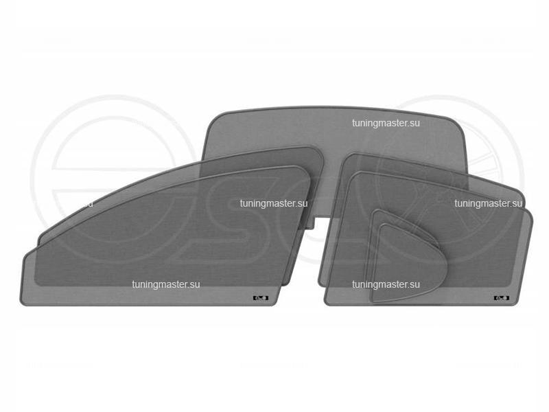 Автомобильные шторки ESCO комплект