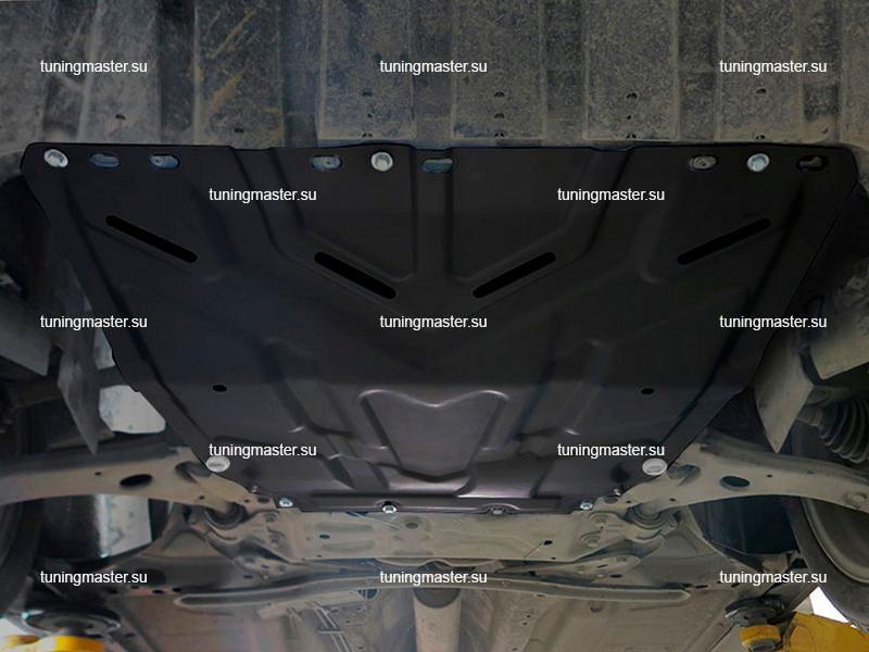 Защита картера и КПП Ford Focus