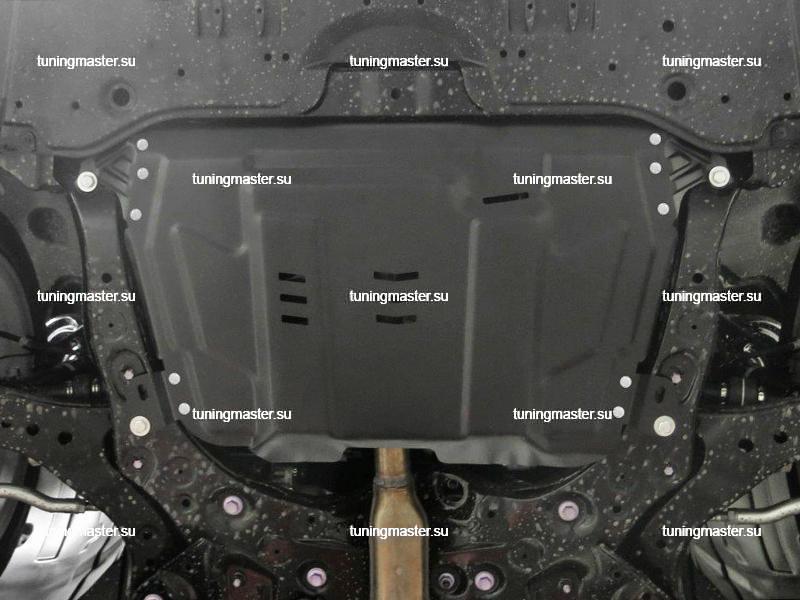 Защита картера и КПП Toyota Camry V70
