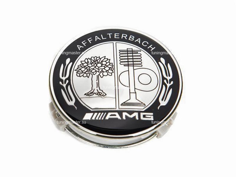 Заглушка колесных дисков с логотипом AMG AFFALTERBACH