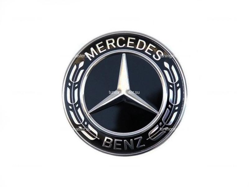 Заглушка колесных дисков с логотипом Mersedes Benz