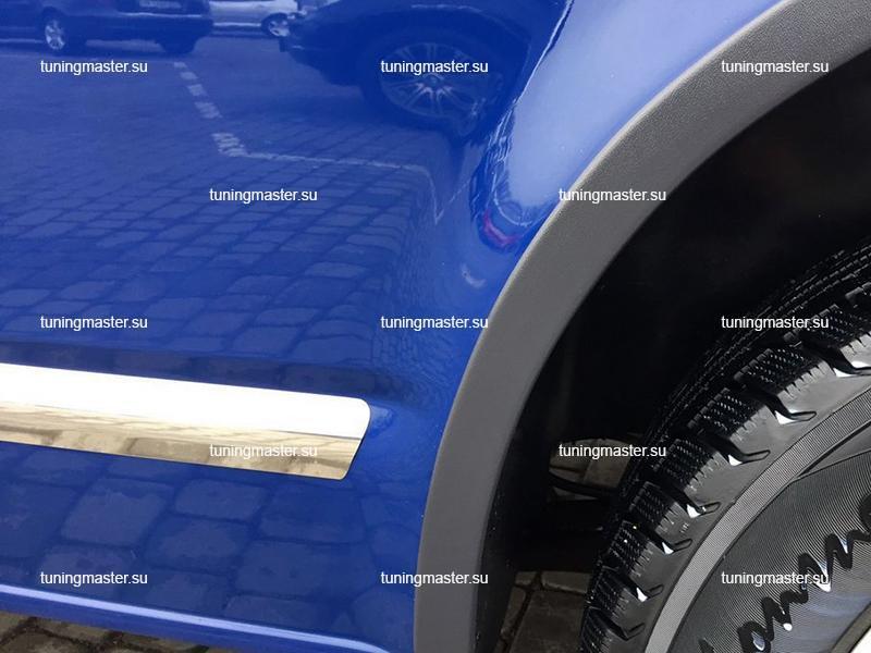 Молдинги дверей Volkswagen Transpoerter (2)