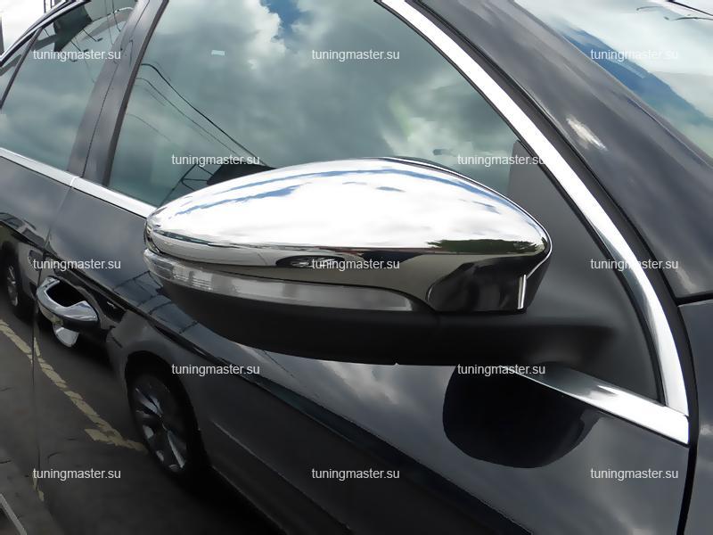 Накладки на зеркала Volkswagen Passat