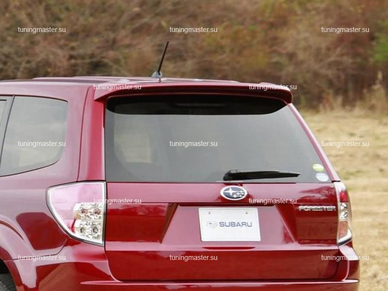 Спойлер задний Subaru Forester (стоп сигнал)