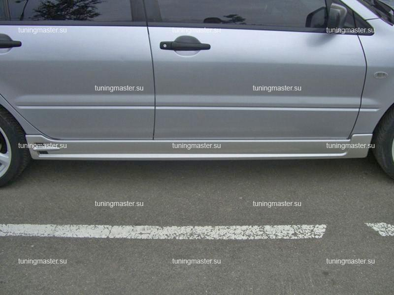 Пороги боковые Mitsubishi Lancer 9