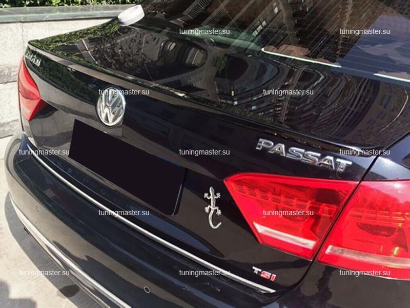 Спойлер на крышку багажника volkswagen Passat B8