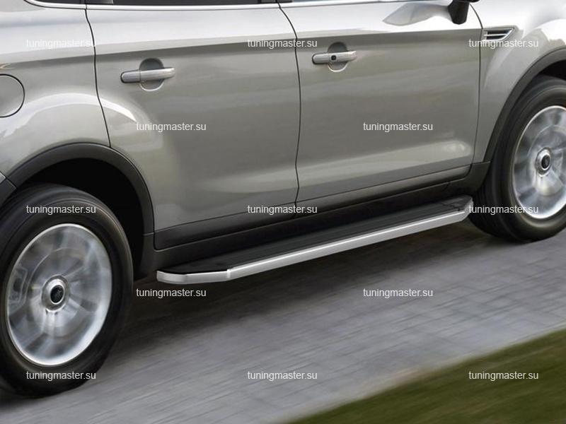 Пороги Ford Kuga (Premium)