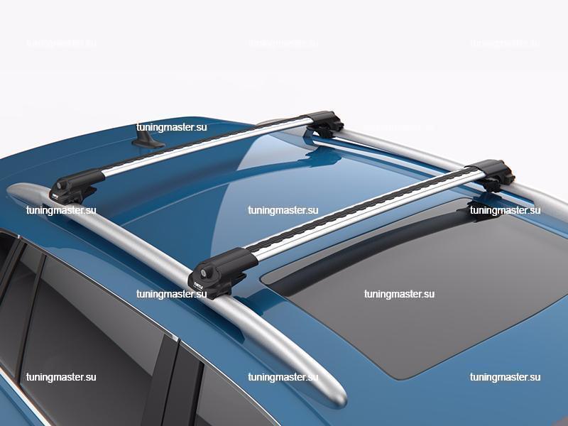 Багажник на рейлинги Turtle (AIR1)