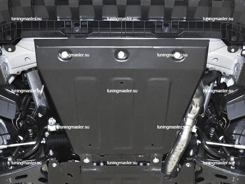 Защита картера Subaru Forester