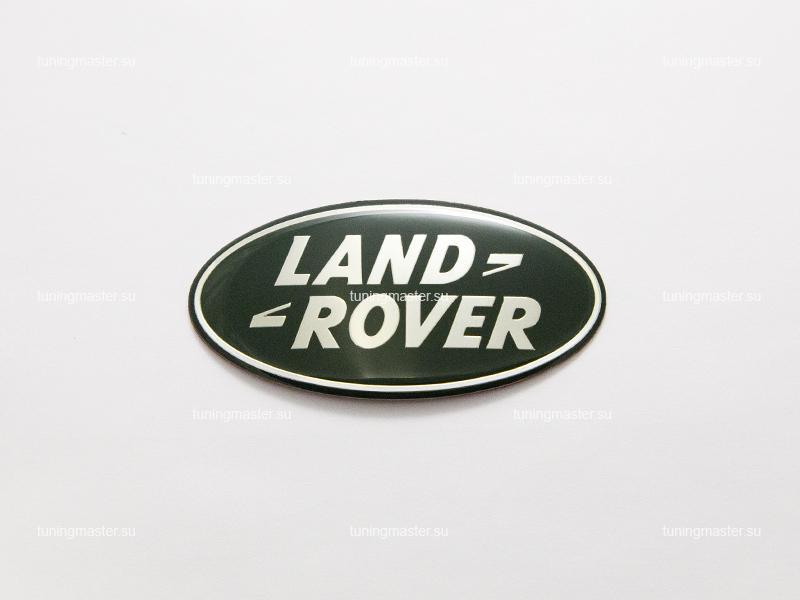 Наклейка Land Rover
