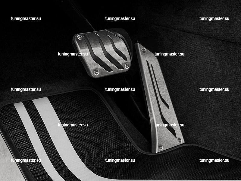 Накладки на педали BMW (Original Style)