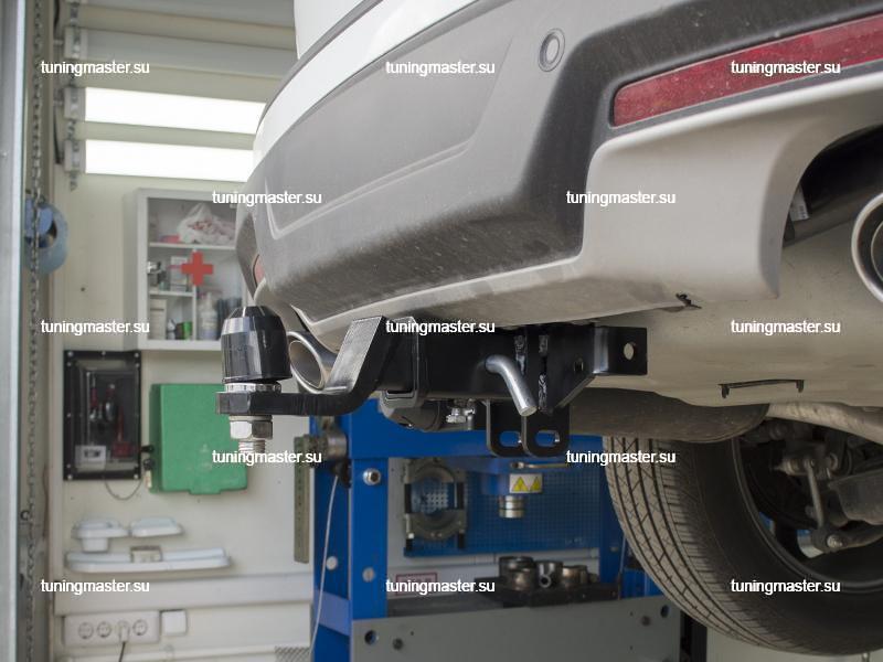 Фаркоп для Ford Explorer 5 съемный