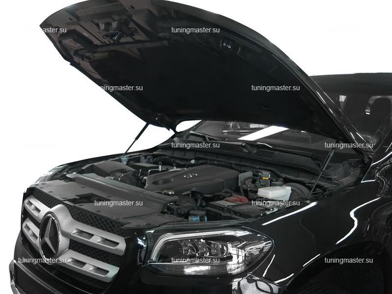 Амортизаторы капота для Mercedes Benz X-Class