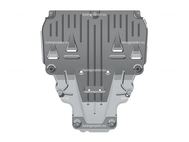 Защита картера и КПП Mercedes Benz GLA X156 (алюминиевая)