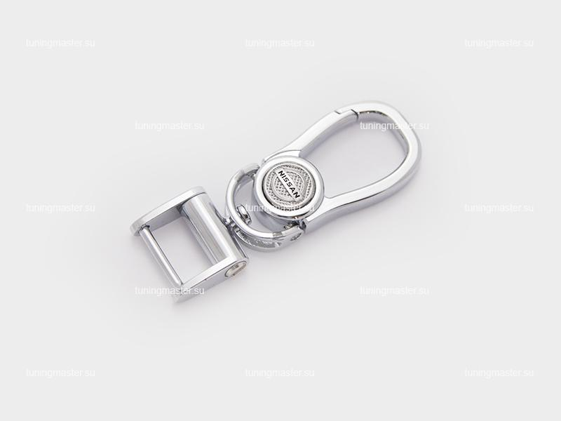 Брелок для ключей с логотипом Nissan