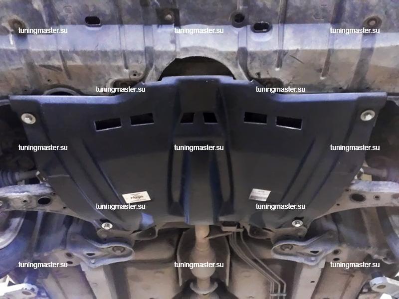 Композитная защита картера Toyota Camry XV40