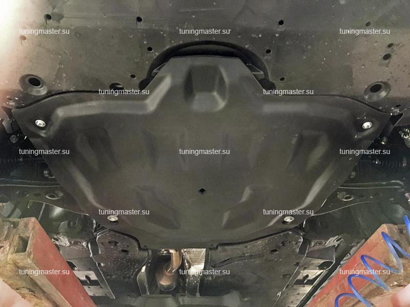 Композитная защита картера и КПП Toyota RAV4 XA50