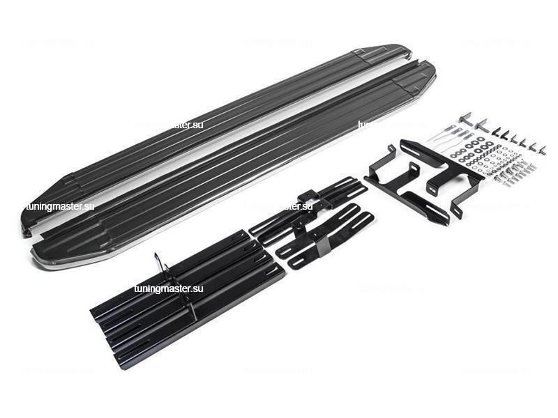 Пороги Lifan X60 (Premium)