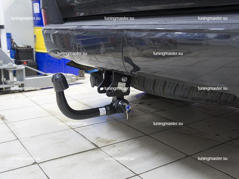 Фаркоп быстросъемный для Toyota Land Cruiser 200