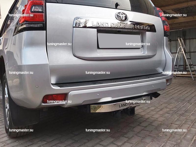 Фаркоп быстросъемный Toyota Land Cruiser Prado балтекс