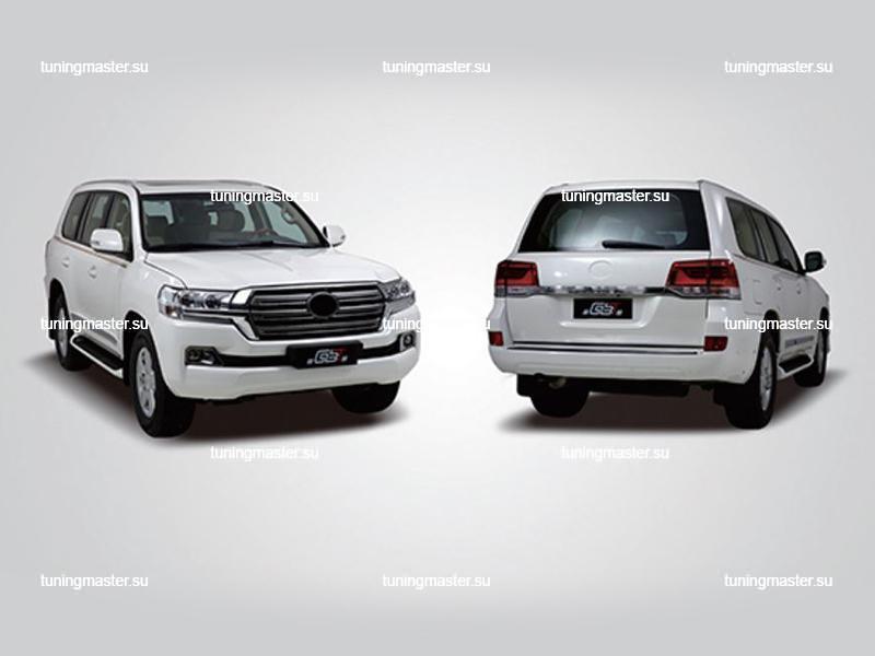 Комплект для рестайлинга Toyota Land Cruiser 200