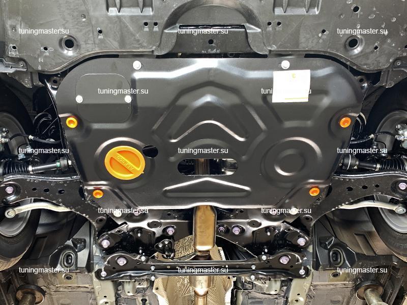 Защита картера и КПП Toyota Rav4 XA50