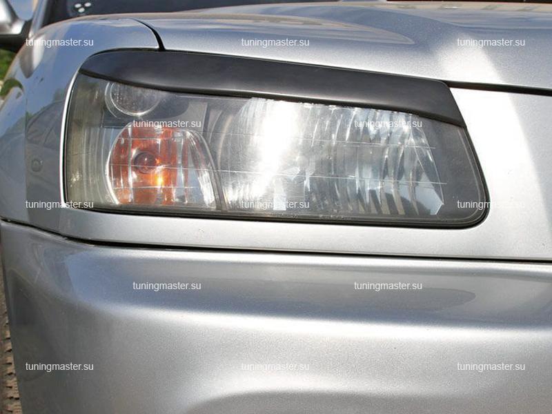 Накладки на фары Subaru Forester